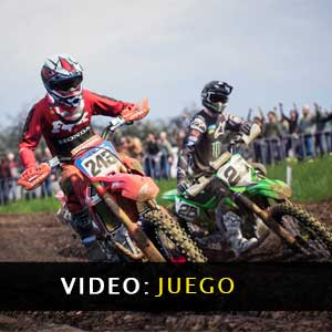 MXGP 2020 Videojuegos