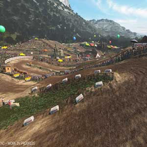 MXGP2 The Official Motocross Videogame PS4 Trentino