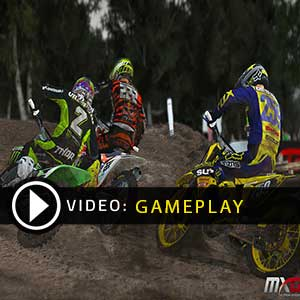 MXGP2 The Official Motocross Videogame PS4 Gameplay Video