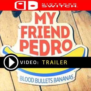 Comprar My Friend Pedro Nintendo Switch Barato comparar precios