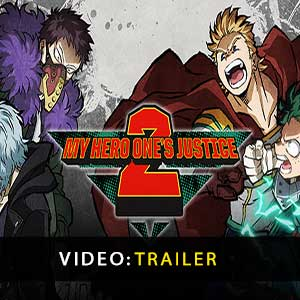 Buy My Hero One's Justice 2 CD Key Compare Prices