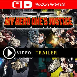 My Hero One's Justice Nintendo Switch Precios Digitales o Edición Física