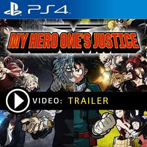 My Hero Academia Ones Justice PS4 Precios Digitales o Edición Física