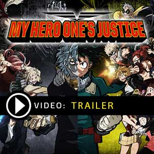 Comprar MY HERO ONE'S JUSTICE CD Key Comparar Precios