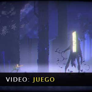 Narita Boy Vídeo del juego