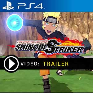 Naruto to Boruto Shinobi Striker PS4 Prices Digital or Box Edicion