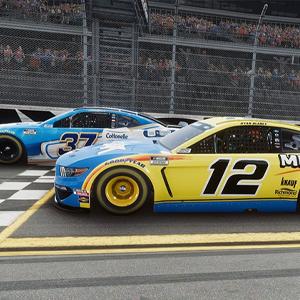 NASCAR Heat 5 - Escenario