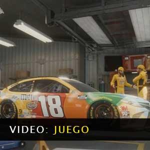 NASCAR Heat 5 Vídeo del juego