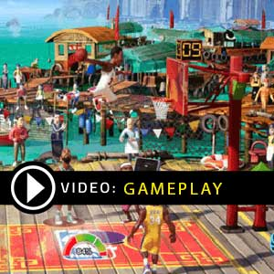 NBA 2K Playgrounds 2 Gameplay Video