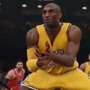NBA 2K16 Dribble