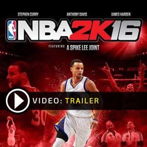 Comprar NBA 2K16 CD Key Comparar Precios