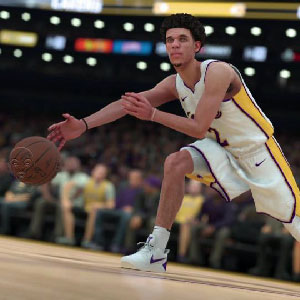 NBA 2K18 - Lonzo Ball