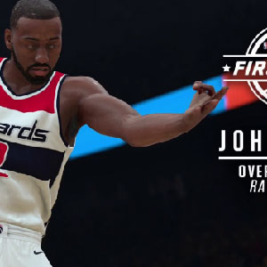 NBA 2K18 First Look - John Wall