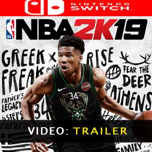 NBA 2K19 Nintendo Switch Prices Digital or Box Edition