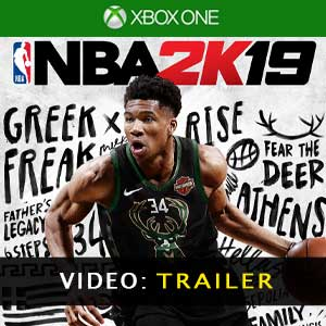 NBA 2K19 Xbox One Prices Digital or Box Edition