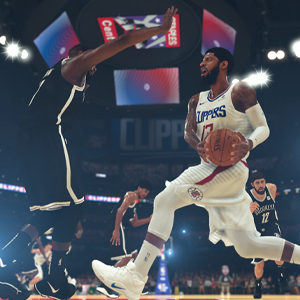 NBA 2K20 - Paul George