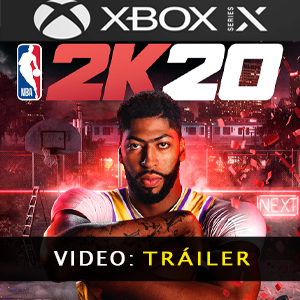 NBA 2K20 Xbox Series X Video Trailer