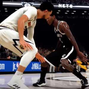 NBA 2K21 rompe tobillos