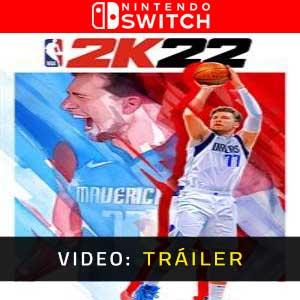 NBA 2K22 Nintendo Switch Vídeo Del Tráiler