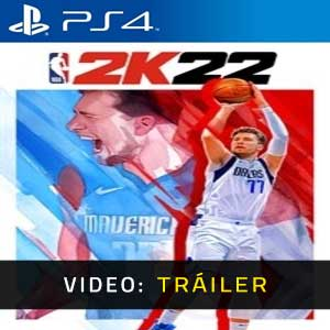 NBA 2K22 PS4 Vídeo Del Tráiler