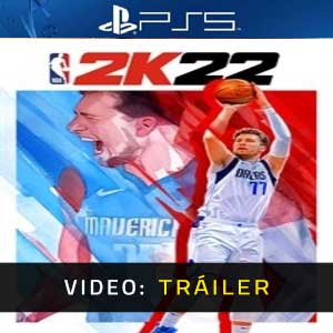 NBA 2K22 PS5 Vídeo Del Tráiler