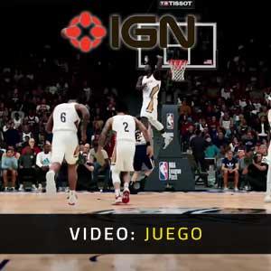 NBA 2K22 Vídeo Del Juego