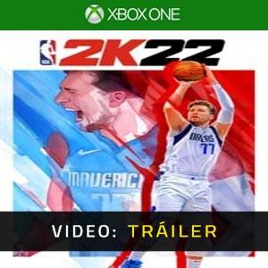 NBA 2K22 Xbox One Vídeo Del Tráiler