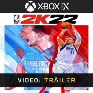 NBA 2K22 Xbox Series Vídeo Del Tráiler