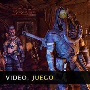 Necromunda Hired Gun Vídeo del juego