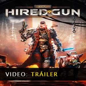 Necromunda Hired Gun Vídeo del tráiler