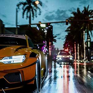Need For Speed Heat - Persecución de coches