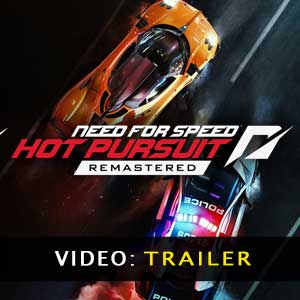 Need for Speed Hot Pursuit Remastered Video del Trailer