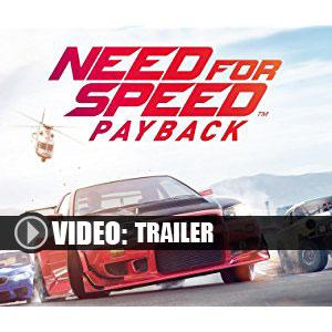Comprar Need for Speed Payback CD Key Comparar Precios