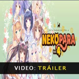 NEKOPARA Vol. 4 Vídeo del tráiler