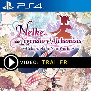 Comprar Nelke & The Legendary Alchemists Ateliers of The New World Ps4 Barato Comparar Precios