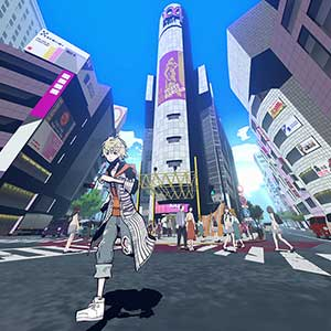 NEO The World Ends with You - Central