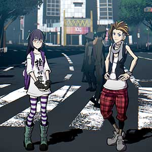 NEO The World Ends with You - Pareja