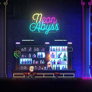 Neon Abyss Sala