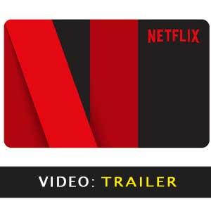 Vídeo del tráiler de Netflix Gift Card
