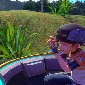 New Pokémon Snap Nintendo Switch Fotógrafo