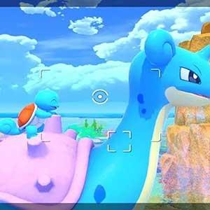 New Pokémon Snap Nintendo Switch Lapras