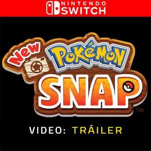 New Pokémon Snap Nintendo Switch Vídeo Del Tráiler