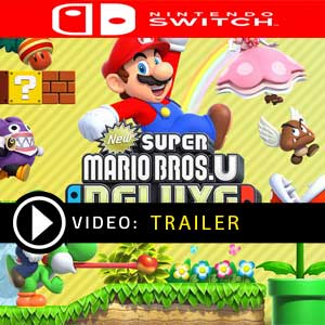 Comprar New Super Mario Bros U Deluxe Nintendo Switch Barato comparar precios