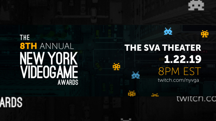 8th Annual New York Game Awards