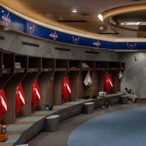 NHL 21 Vestidores