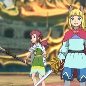 Personaje encantador de Ni No Kuni 2
