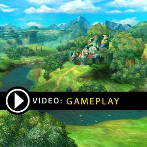 Ni no Kuni Wrath of the White Witch Remastered Gameplay Video