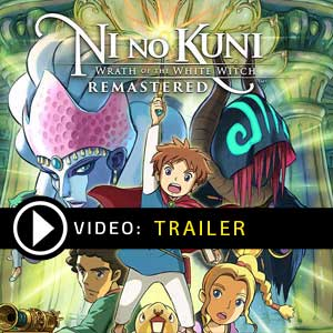 Comprar Ni no Kuni Wrath of the White Witch Remastered CD Key Comparar Precios