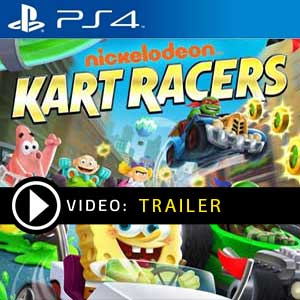 Nickelodeon Kart Racer PS4 Prices Digital or Box Edition