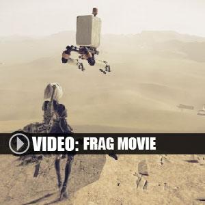 Nier Automata Frag Movie